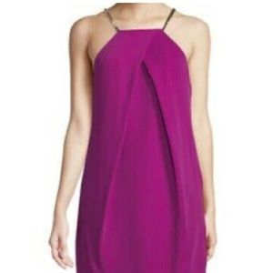 Trina Turk Pink Origami dress - never worn NWT